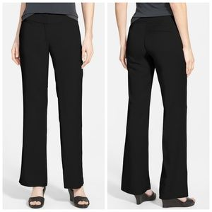 Eileen Fisher Tencel wide leg trousers